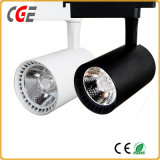 Via LED 2 ano de garantia tecto LED LED de iluminação de loja Tracklight Spot PAR30