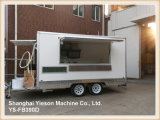 Ys-Fb390d Nieuw kwam aan! De Aanhangwagen van het Roomijs van de Aanhangwagens van het Voedsel van China