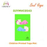 matten van het Spel van de Baby van 5mm de ultra Dikke die met het Beeld van de Douane op de Antislip en Absorberende Mat van de Yoga van Jonge geitjes wordt afgedrukt