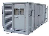 De Diesel van de container Reeks van de Generator met Transformator en Comités