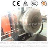 Fiocchi di plastica a due fasi dell'HDPE che pelletizzano macchina con 500kg/Hr