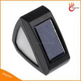 2 الصمام في الهواء الطلق للطاقة الشمسية مصباح سياج للطاقة الشمسية، طاقة الشمسية حديقة الخفيفة، الشمسية ضوء الحائط