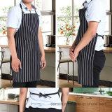 La insignia imprimió el delantal modificado para requisitos particulares funcionamiento atractivo de la cintura