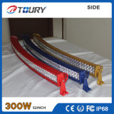 Auto Parts 52inch LED Light Bar Double Row Camion Conduite automobile Éclairage 300000lm 300W