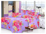 Reeks van het Beddegoed van de Grootte van het Huis van China Suppiler de Textiel Tweeling Kleurrijke Goedkope