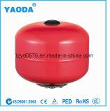 Réservoir d'eau de pression en acier pour la pompe (YG0.6V24DNCSCSD)