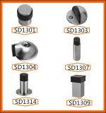 ステンレス鋼の固体鋳造のドアストッパー