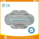Regelmäßige Baumwolle Winged Form-gesundheitliche Serviette