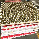 Bouchon de couleur d'emballage alimentaire TFS imprimé tin libre Feuille de bobines en acier pour chapeau