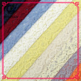 Polyester-Spitze-Gewebe-Dubai-preiswerter Spitze-Großverkauf 100% in China