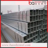 Tubo de acero cuadrado y rectangular para materiales de construcción