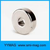 Neodimio permanente del magnete di anello di NdFeB magnetico