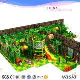 De Huizen van het Nieuwe Product van Vasia voor de Binnen Zachte Speelplaats van Jonge geitjes