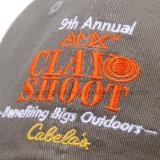 La caza de algodón de alta calidad personalizado gorra de béisbol