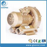 воздуходувка надутого воздухом резинового кольца обработки сточных вод газировки воздуха 0.4kw Compressed