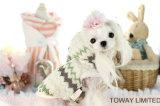 Fashion Lace Quality Cotton Dog Hoodie Manteau Pet Jackets