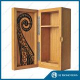 Caja de madera de Whisky Premium (HJ-PWSY03)