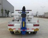 Carro del rescate de JAC 4X2 2 toneladas carro de la ruina del camino de 2 T