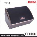 250 Watt 10 Zoll voller Freq Berufskoaxialfußboden-stehender Tonanlage-Lautsprecher