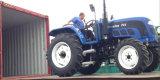 55HP 70HP 80HP 90HPのセリウムが付いている農業によって動かされる農場トラクター