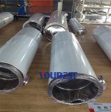 Сварка Производитель металлической пластины листа Продольной прямой шов система сварка
