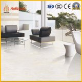 Mattonelle di pavimento di ceramica lucide di pietra di marmo lustrate in pieno lucidate