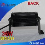 Auto Toebehoren 36W 8inch voor de LEIDENE van de Auto IP68 Lichte Staaf van het Werk