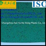 Desodorizante da esponja da espuma da memória e material recicl Antimicrobia do Insole da esponja