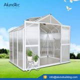 Walk in Greenhouse Greenhouse System com Vent Conservatory Greenhouse