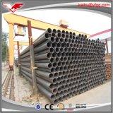 Tubo de acero negro ASTM A53 de ERW