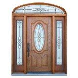 가득 차있는 가벼운 안쪽 문 가득 차있는 고도 유리제 문 FRP 합성물 문