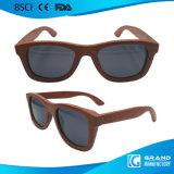 2017 gafas de sol de madera de encargo hechas a mano del verano