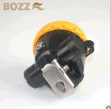 2ah Li Ion Ce Certificat 1W LED Lampe minière à minerais sans fil Bk2000