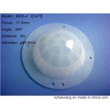 Fresnel-Objektiv Pyroelectric Bewegung des Infrarotfühler-menschliche Detektor-PIR (HW-8603D)
