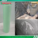 Sh3035 Grote Adhesie Geen Stencil van het Zandstralen van pvc van het Residu voor de Houten Gravure van het Glas van de Steen