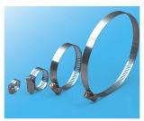 Американские зажимы для резиновой трубы кабеля нержавеющей стали