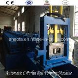 Cの母屋ロール前の金属は機械の形成を冷間圧延する
