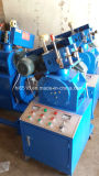 máquina de reciclaje de borde película plástica