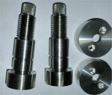 Präzision bearbeiteten/Maschinen-AluminiumEdelstahl-Metallreserve CNC-maschinell bearbeitenteile maschinell