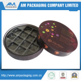 Papel grado alimenticio Caja de regalo de chocolate con Embalaje Montaje Insertar material Fsc