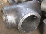 Sanitair Roestvrij staal Vastgeklemd T-stuk (DN15-200 & 1/2′ ′ -8′ ′)