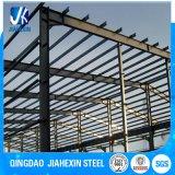 Construção pré-fabricada clara da oficina da construção de aço