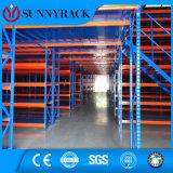 Q235B Stahllager-Speicher-Mezzanin-Fußboden-System