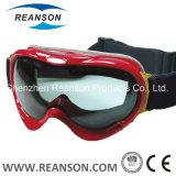 Lunettes UV antibrouillard de neige de protection de doubles lentilles de Reanson