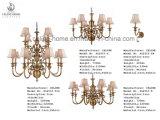 Decoração pendurada Iluminação tradicional de lustre de ferro (SL2153-6)