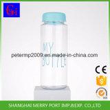 Korea-heißer Verkaufs-kundenspezifischer Plastik 500ml meine Flasche