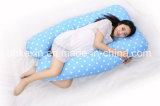 Het comfortabele Hoofdkussen van de Katoenen van pp het Vullen Zwangerschap