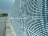 Grate di FRP/GRP/Fiberglass per la superficie Passaggio-Piana/Anti-UV