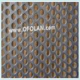니켈 메시 관통되는 금속 철망판 제조자