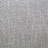 Tela de Linenette do Twill para a mobília do sofá dos vestuários